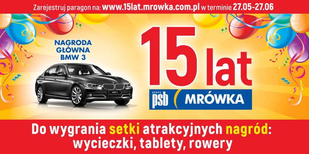 billboard 15lat mrowki 1024x512 Aktualności