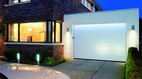 Segmentowe bramy garażowe firmy Hörmann