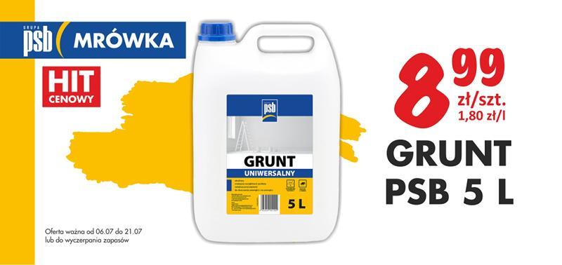 grunt psb 5l