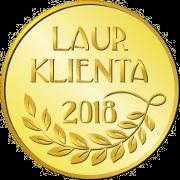 Złoty Laur Klienta 2018