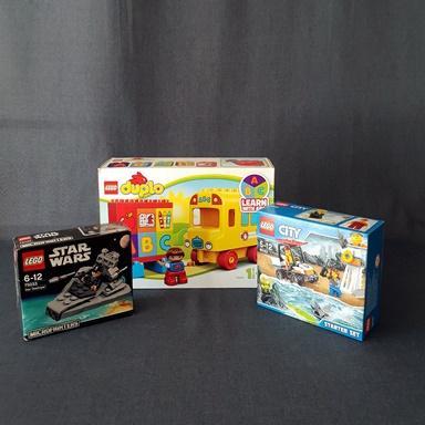 KLOCKI-LEGO