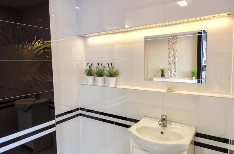 Kafelki Do łazienki Jak Urządzić Bardzo Małą łazienkę