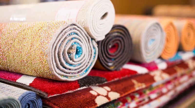 rodzaje dywanów