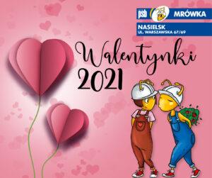 mrowkanasielsk walentynki 300x251 Aktualności