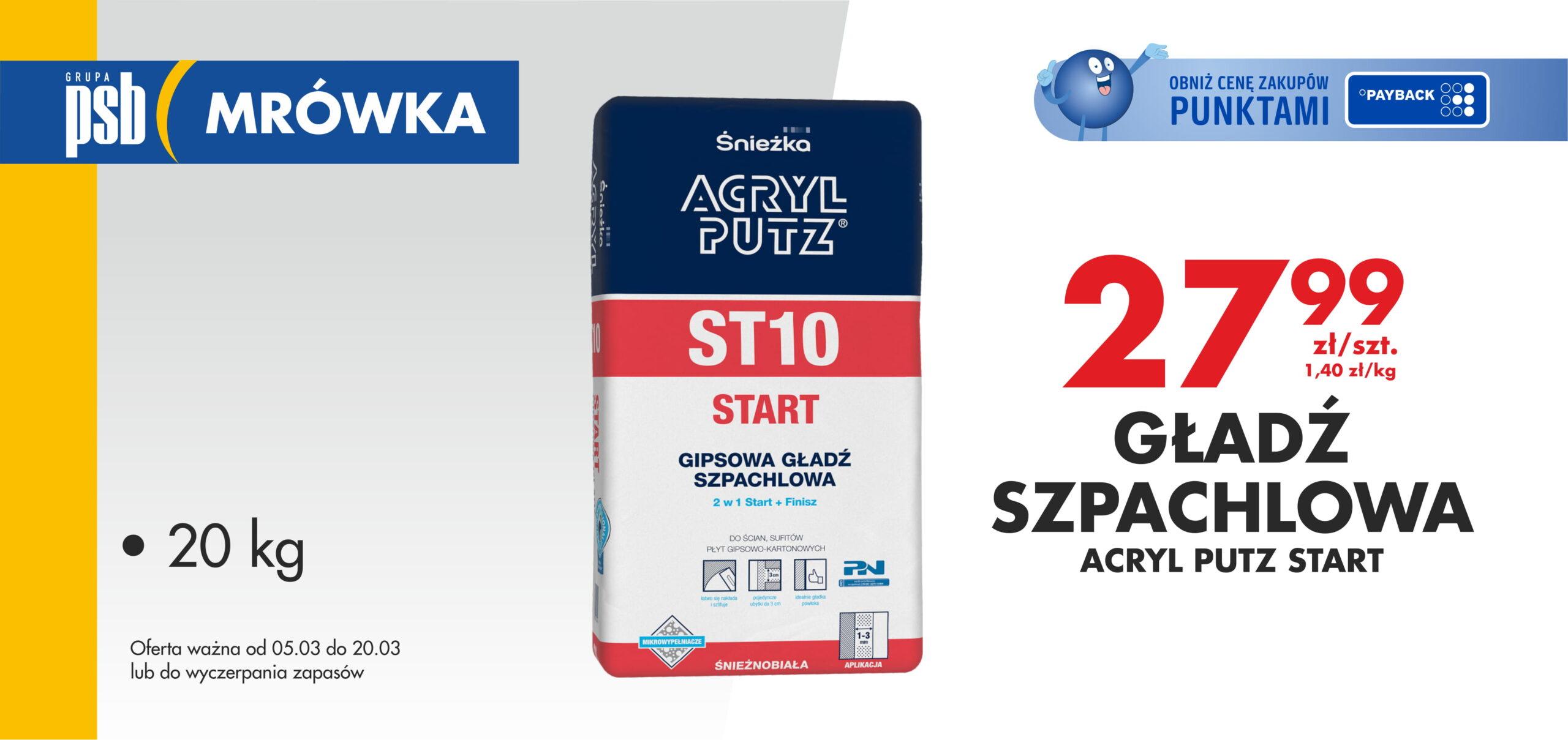 Acryl Putaz